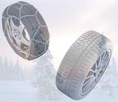 Preparare l'auto per l'inverno