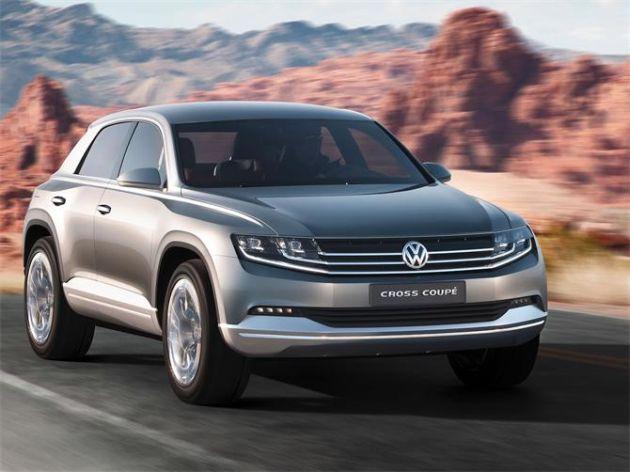 Volkswagen all 39 attacco di nissan juke e range rover for Suv compatti economici
