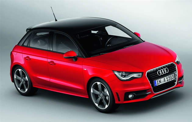 audi a1 sportback 5 porte per l utilitaria premium tedesca autoreporter. Black Bedroom Furniture Sets. Home Design Ideas
