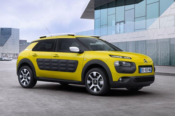 citroen-c4-cactus SUV Economici: Nuovi Modelli sotto i 20.000 Euro