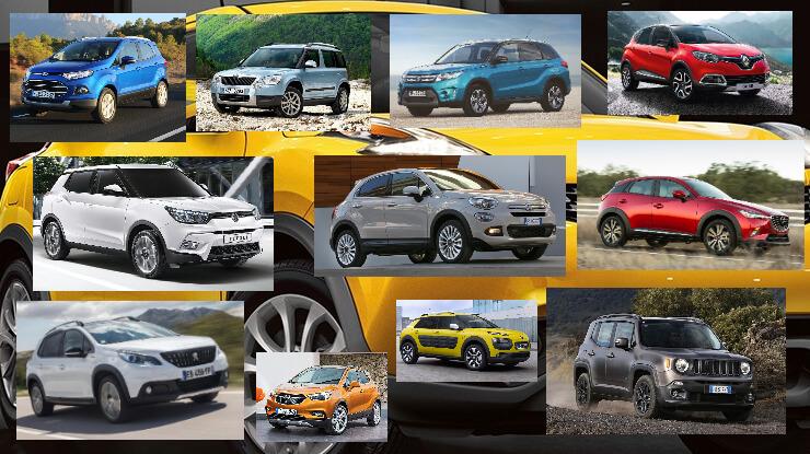 suv-economici SUV Economici: Nuovi Modelli sotto i 20.000 Euro