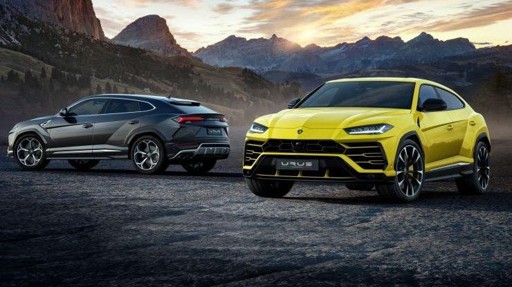 La Lamborghini Urus 2019 è veramente la Lambo dei SUV