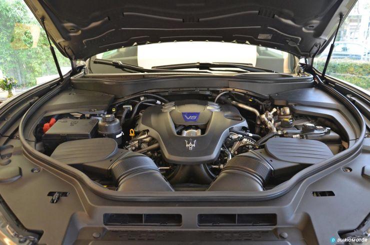 Maserati-Levante-motore Levante, ll SUV Maserati