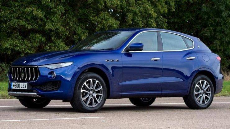 Maserati-Levante-suv Levante, ll SUV Maserati