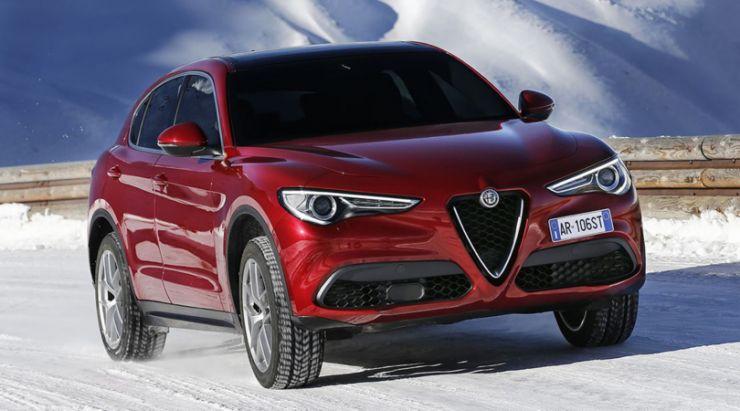 SUV-Alfa-Romeo-Stelvio Alfa Romeo Stelvio: il nuovo SUV Alfa Romeo