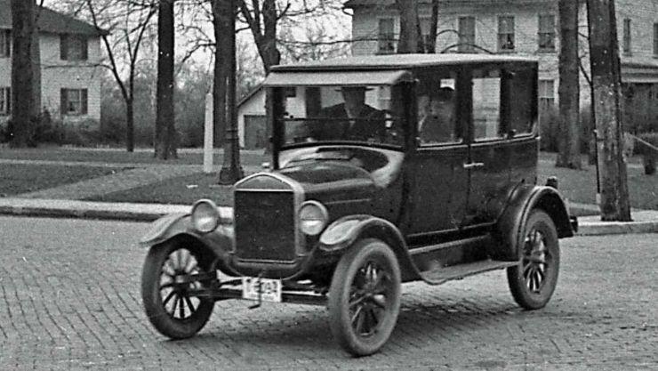 Ford-Model-T Le 10 auto più vendute al mondo di sempre (2018)