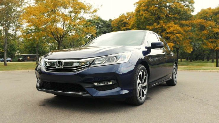 Honda-Accord Le 10 auto più vendute al mondo di sempre (2018)