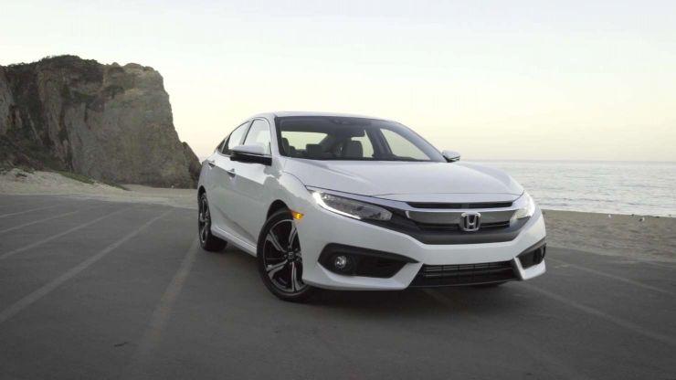Honda-Civic Le 10 auto più vendute al mondo di sempre (2018)