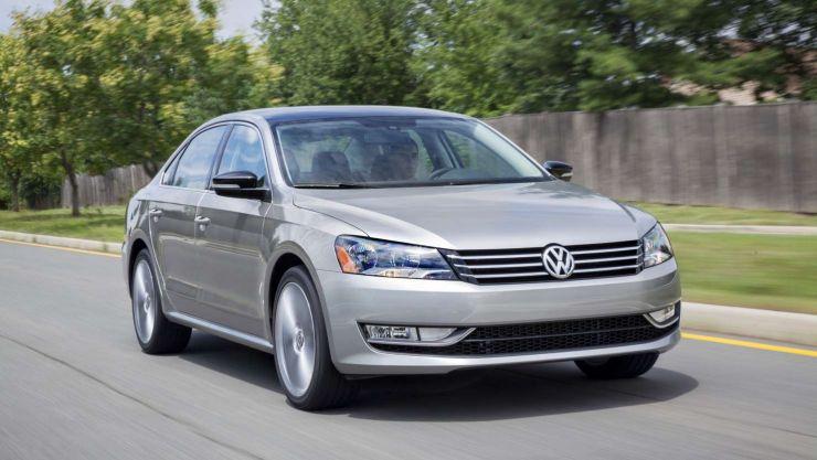 Volkswagen-Passat Le 10 auto più vendute al mondo di sempre (2018)